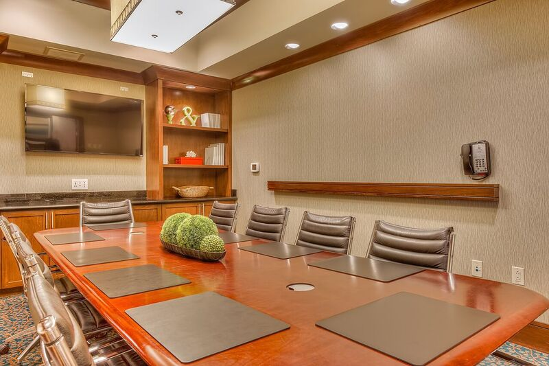 The Holiday Inn Gulfport Executive Boardroom Can Accommodate Up To 11 People. 12 of 23