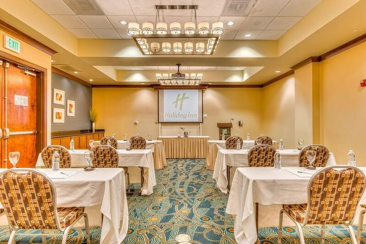 Holiday Inn Gulfport Palms 2 Event Room Can Accommodate Up To 30 Classroom Seating 16 of 23