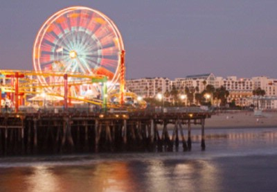 Santa Monica Pier -Just A 35 Minute Drive 16 of 25