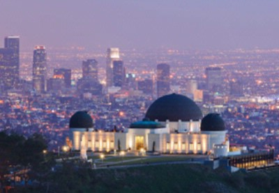 La City Night Sky Line With Griffith Observatory 18 of 25