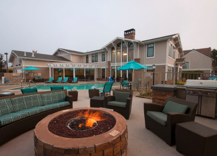 Relax And Unwind By The Outdoor Built In Fire Pit 7 of 25