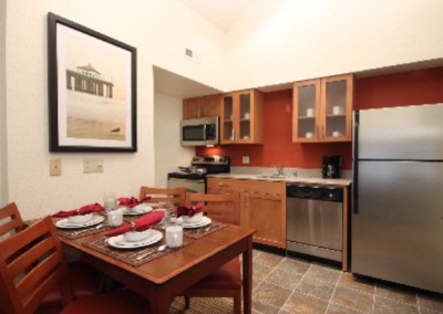 Full Kitchens In Every Suite 11 of 25