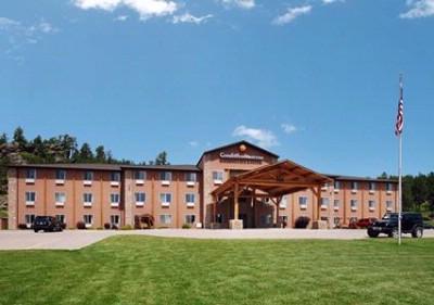 Comfort Inn Suites 1