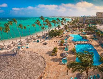 Holiday Inn Resort Aruba Beach Palm J East Irausquin 230