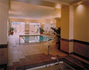 Indoor Heated Swimming Pool & Whirlpool Spa 8 of 9