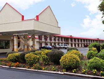 Days Inn Knoxville West Days Inn Knoxville West Tennessee