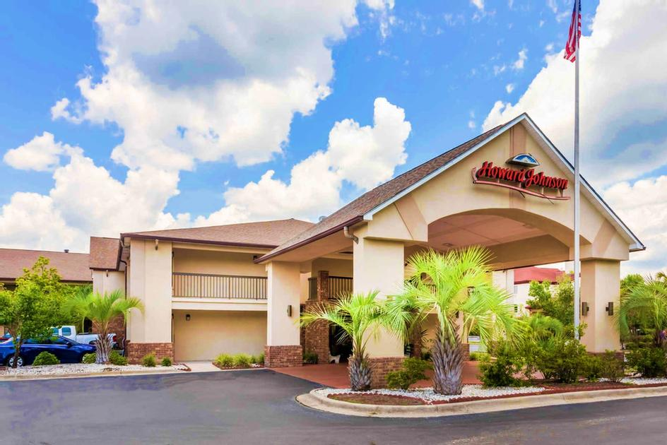 Howard Johnson Express Inn Savannah Ga 1 of 13