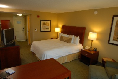 Enjoy Our Comfortable King Bedroom For Business Or Pleasure. 5 of 19
