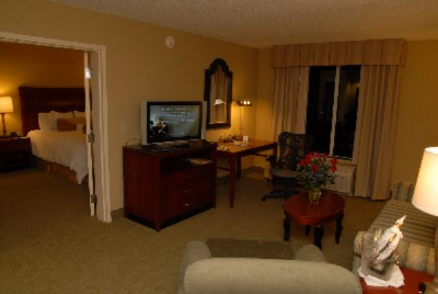 The Comforts Of A Two Room Suite. 7 of 19