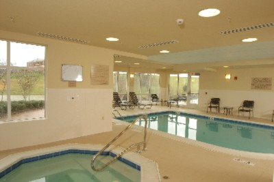 Indoor Pool & Whirlpool With A View. 8 of 19