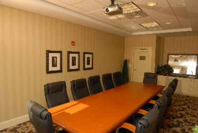 Thomas Jefferson Boardroom Is Ready For The Executives. 10 of 19