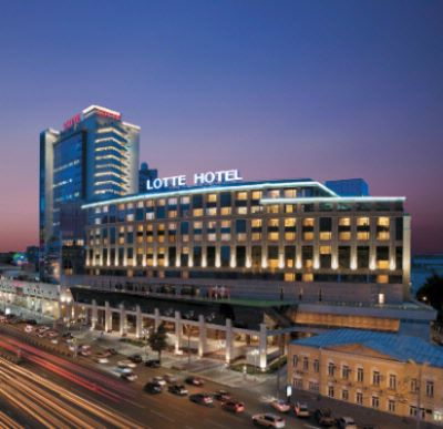 Lotte Hotel Moscow 1 of 7