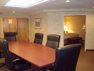 Board Room With Connecting King 5 of 11