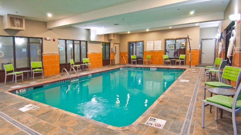Relax In Our Indoor Heated Pool & Spa 15 of 19