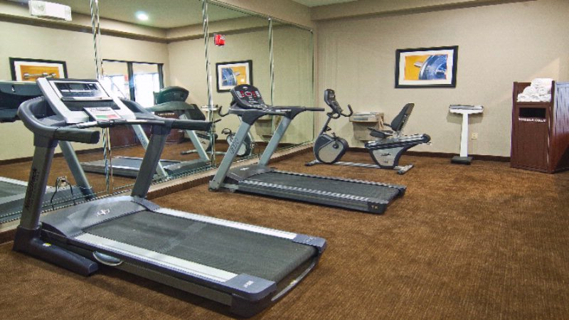 Stay In Shape With Our Fitness Center 9 of 19