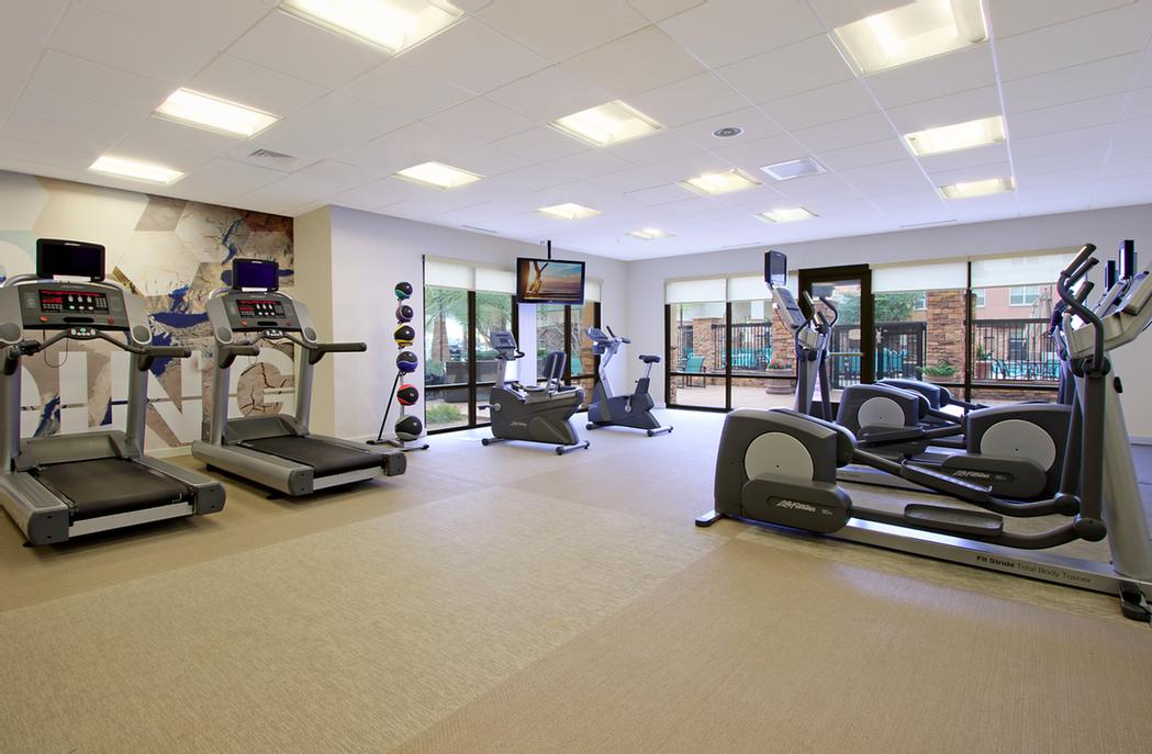 Stay Fit Healthy And Happy With Our Oversized Fitness Facility. 6 of 11