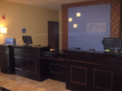 Hotel Lobby And Front Desk 6 of 7