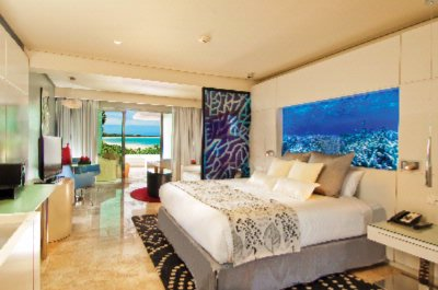 La Perla Luxury Jr Suite Ocean View 5 of 6