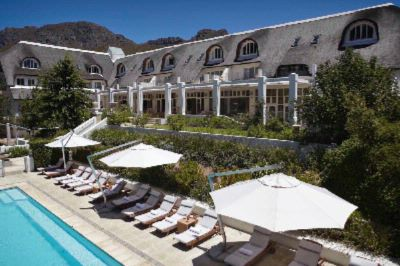 Le Franschhoek Hotel & Spa 1 of 16
