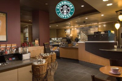 Hamilton Crowne Plaza -Lobby Starbucks 9 of 16