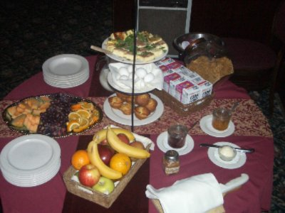 Enjoy Our Complimentary Buffet Breakfast 8 of 8