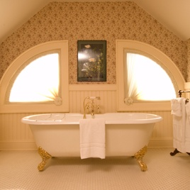 Period Baths In Some Of Our Charming Rooms 4 of 11
