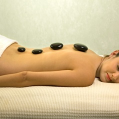 Hot Stone Massage At The Full Service Spa 8 of 11
