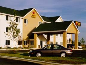 Image of Comfort Suites Columbus West