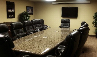 Executive Boardroom -Built In A/v Systems 13 of 13