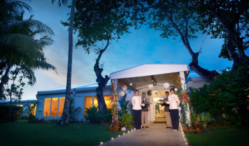 Shangri-La\'s Rasa Sayang Resort & Spa Marquee Tent Outdoor 12 of 18