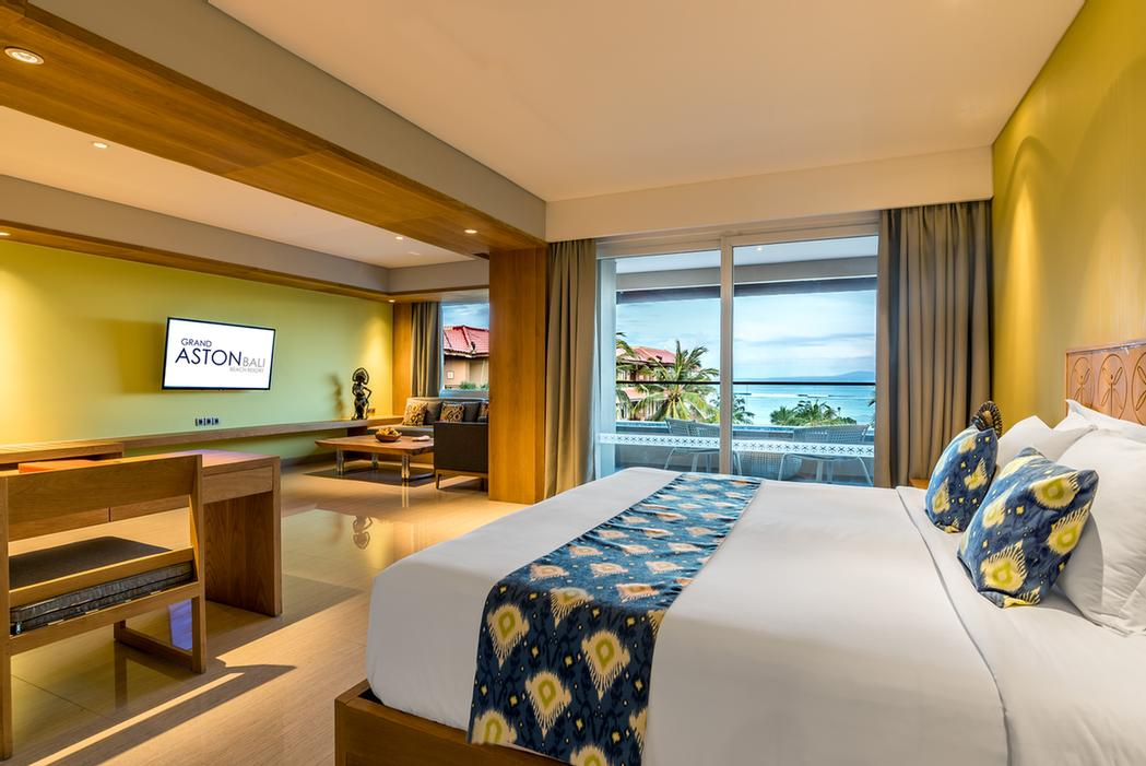 Grand Aston Bali -Ocean View Suite 8 of 24