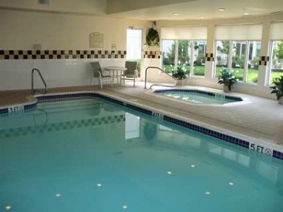 Indoor Pool & Spa 11 of 14