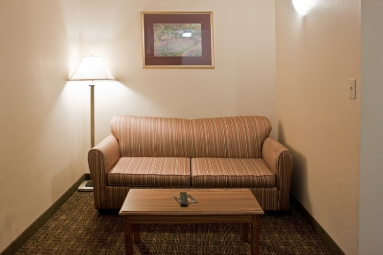 Pull Out Sofas In The Suites 14 of 16