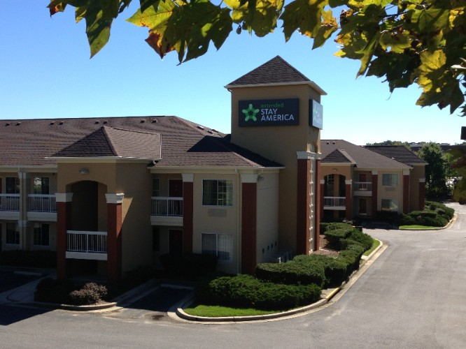 Extended Stay BWI Airport International Dr
