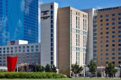 Springhill Suites by Marriott Indianapolis Downtow