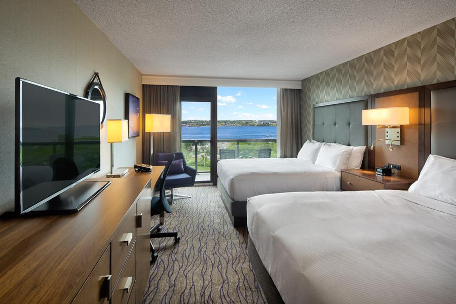 Our Double Queen Rooms Feature 50 9 of 13