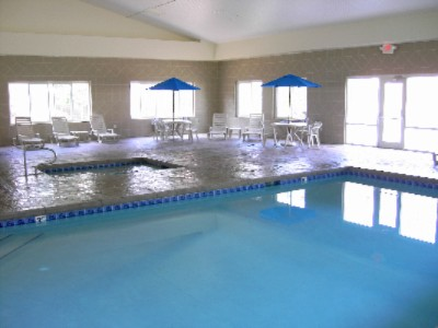 New Indoor Pool! 4 of 7