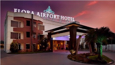 Flora Airport Hotel 1 of 30