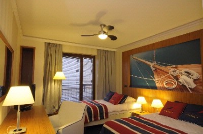 Twin Room In The Yachting Part 4 of 9