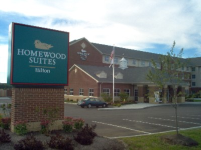 Homewood Suites Cincinnati / Milford 1 of 7