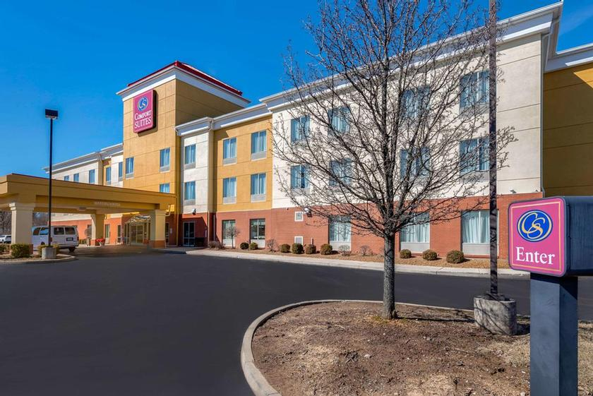 Image of Comfort Suites Cincinnati Airport
