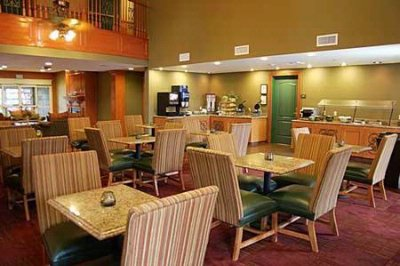 Enjoy Our Hot Buffet Breakfast! Breakfast Area 7 of 7