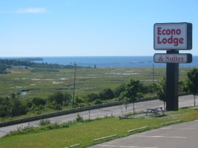 Bay View From Econolodge 2 of 2