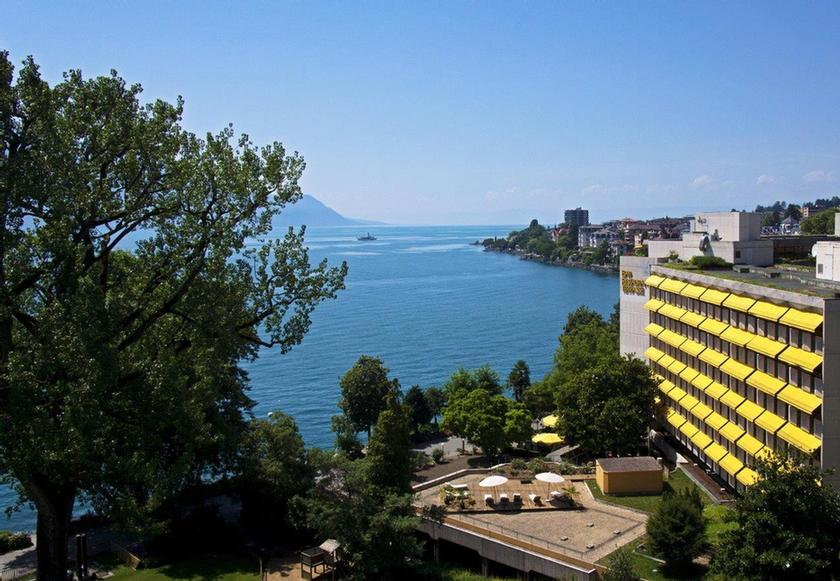 Royal Plaza Montreux & Spa 1 of 12