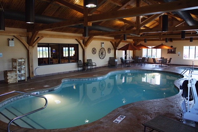 Indoor Pool 11 of 12