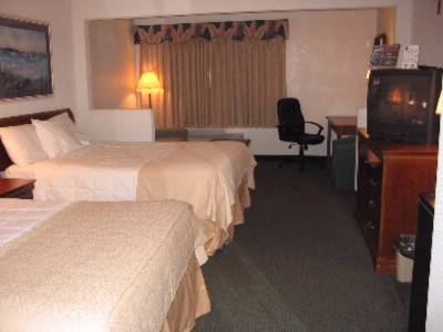 Suite With Two Queen Size Beds And A Sofa Bed 11 of 18