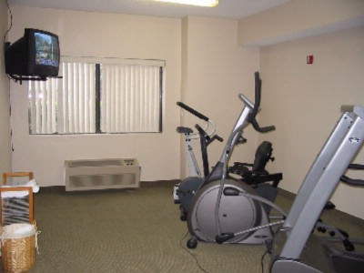 Our Fitness Center With Treadmill Eclipse Stair Master And Bike 14 of 18
