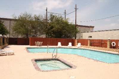 Our Outdoor Pool & Spa Larger Than Rest Of The Hotels In Corpus Christi 16 of 18