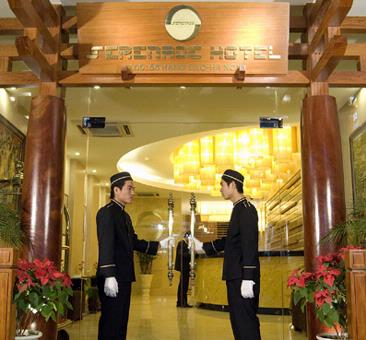Hotel Entrance 4 of 6