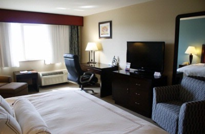 We Offer The Largest Most Comfortable Room; Complete With All The Amenities Of Home! 3 of 5